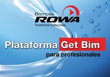 Plataforma Get Bim Rowa